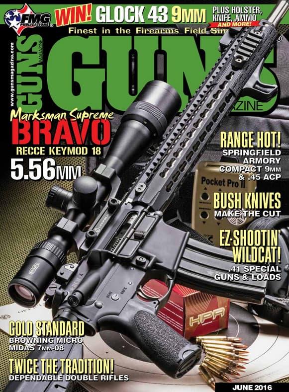 Guns Magazine - June 16