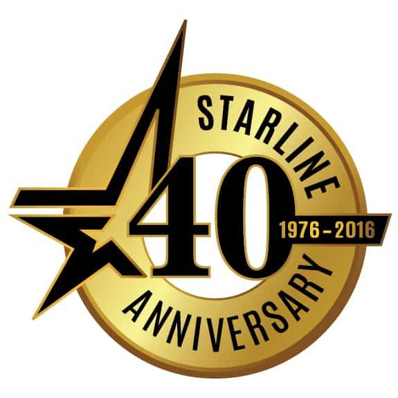 Starline Brass 40th Anniversary