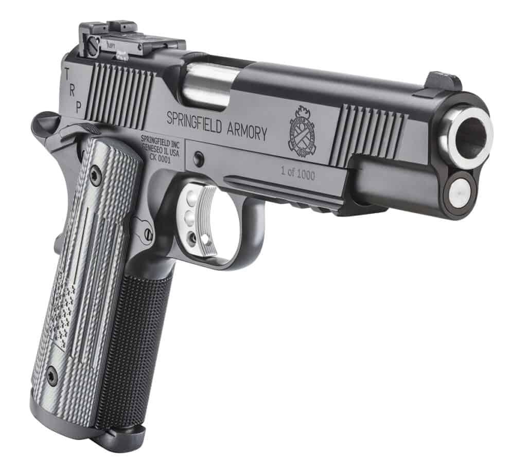 Springfield Armory Chris Kyle 1911 Legend Series TRP Pistol - CK3