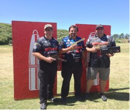 Team Benelli Shooters at 2016 Hornady Zombies in the Heartland 3-Gun Match