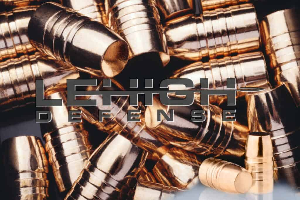 Lehigh Defense Wide Flat Nose Bullets