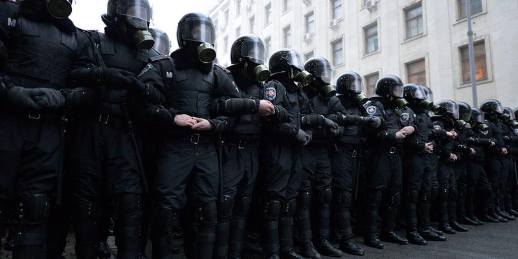 NTOA Riot Control