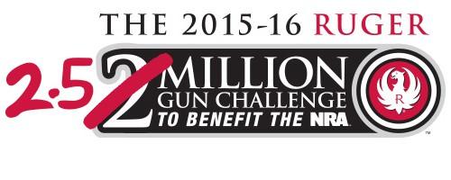 Ruger 2_5 Million Gun Challenge