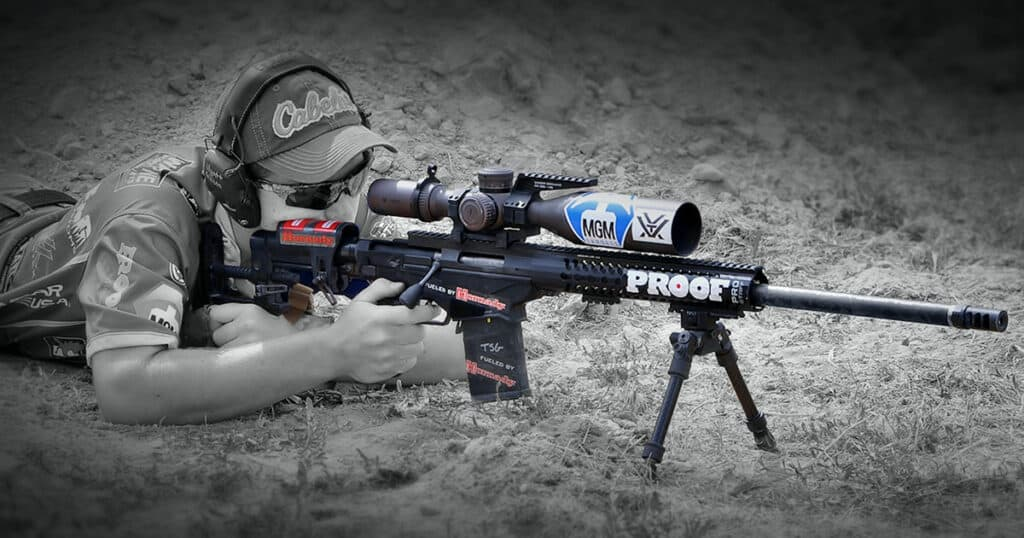 Ruger Precision Rifle Barrel from PROOF Research