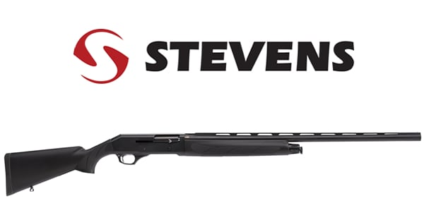 Stevens S1200 Semi-Automatic 12-Gauge Shotgun