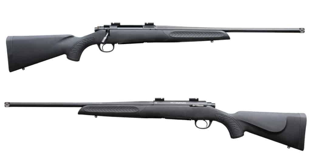 TC Compass Bolt-Action Rifle