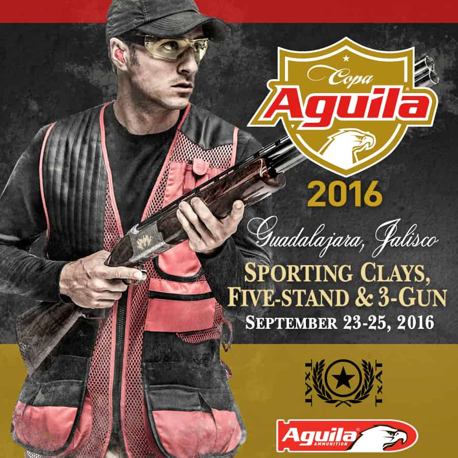 Copa Aguila Sporting Clays Tournament