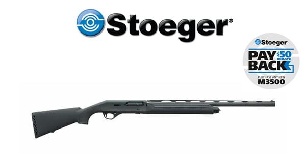 Stoeger M3500 Shotgun Rebate