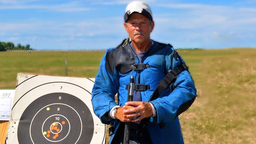 Crawford Wins at Long Range Rifle Championships with Composite-Technology Barrel