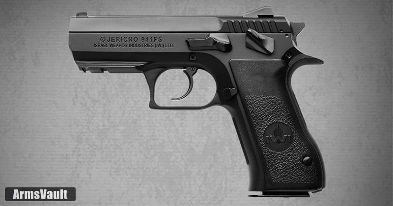 IWI Jericho 941 FS Pistol