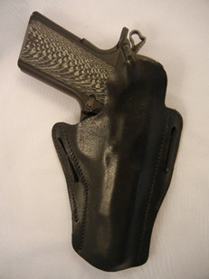 Shottist 1911 Scabbard Holster in Black