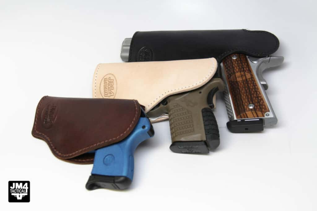 JM4 Tactical Quick Click and Carry Holsters