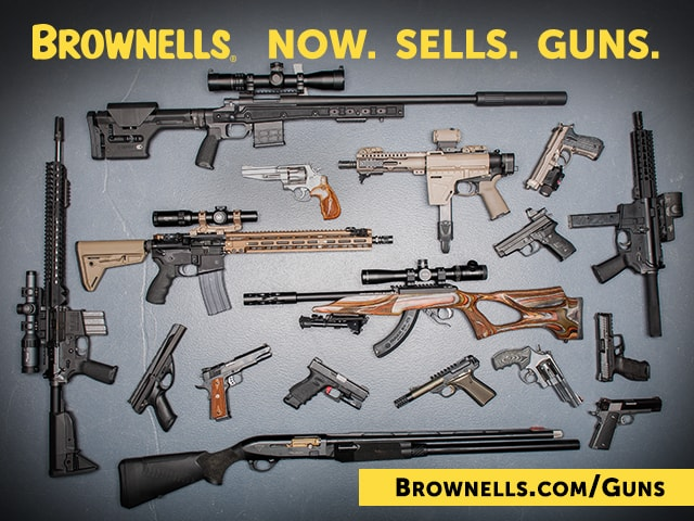 Brownells Now Sells Guns Online