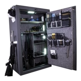 Lockdown Vault LED Lights in Safe