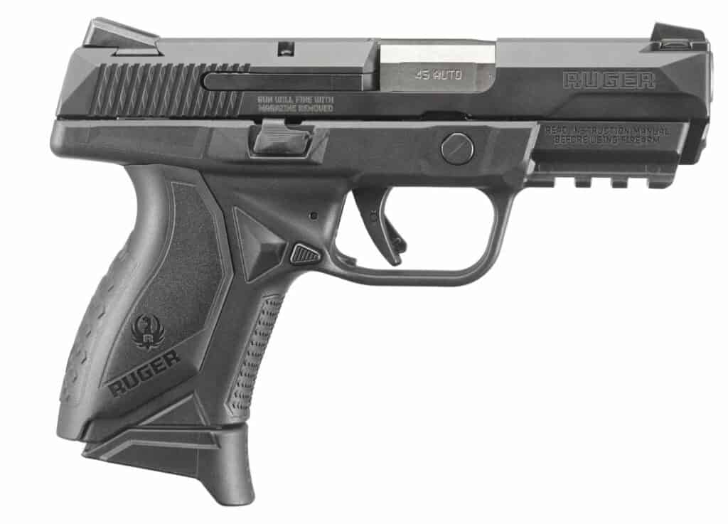 Ruger American Pistol Compact in 45 Auto