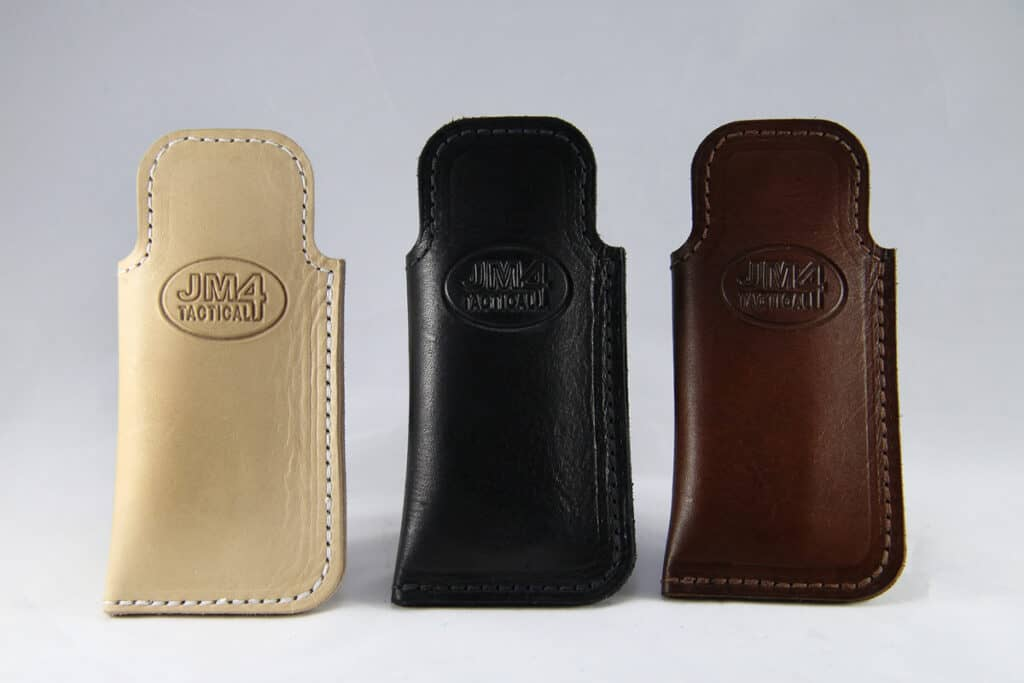 JM4 Tactical Magnetic Mag Pouches