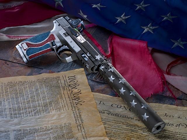 Brownells - Smith Wesson All American Dream Gun