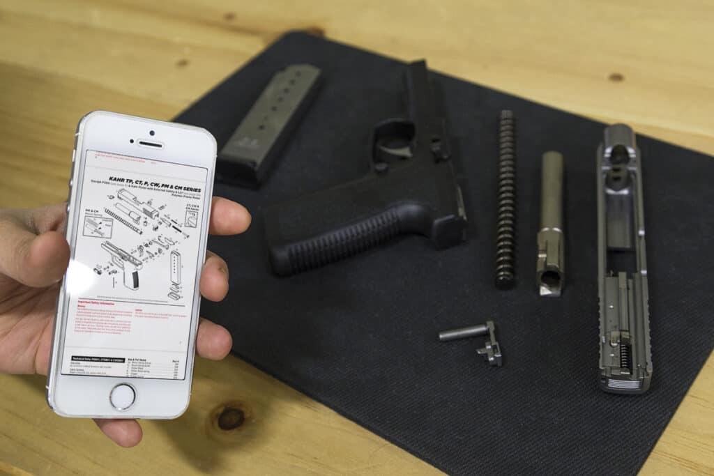 Kahr Firearms Group App