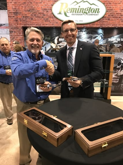 Remington Outdoor Company and Buck Knives Announce Cutlery Partnership