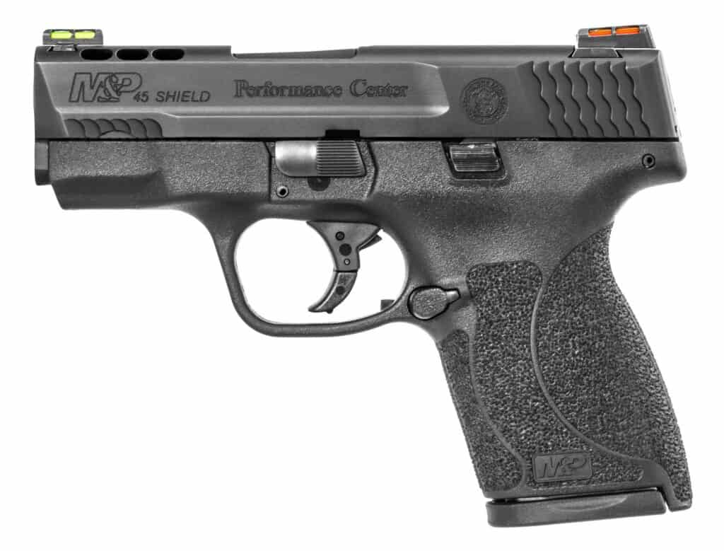 Smith Wesson Performance Center MP45 Shield - 11629