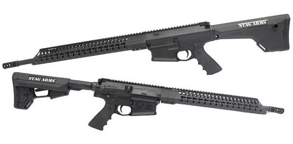 Stag Arms 308 MSR Line Stag-10 and Stag-10S