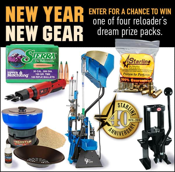 Starline Brass Reloaders Dream Prize Pack Giveaway