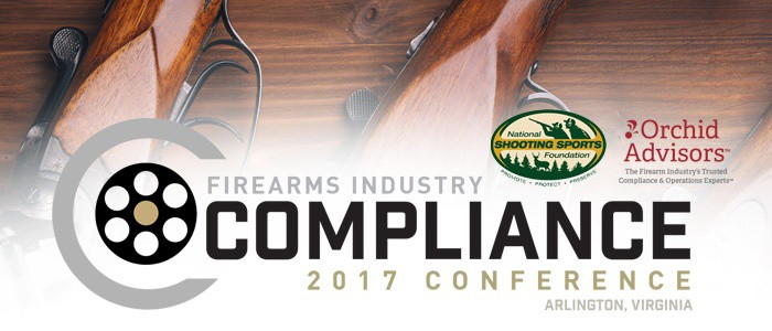 2017 Firearms Industry Compliance Conference