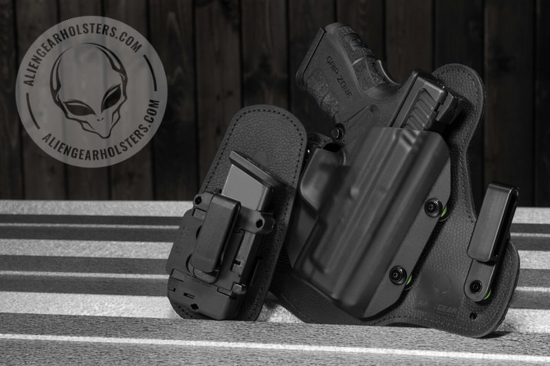Alien Gear Cloak Tuck 3 0 Holster and Mag Carrier