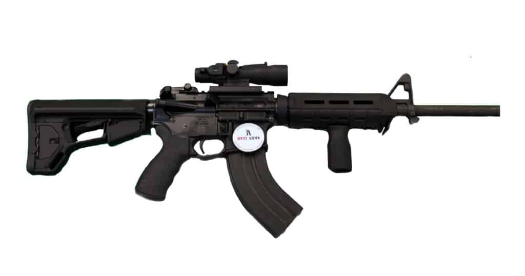 BNTI Warrior Series ARAK 762 BA Beast Optics Ready Rifle