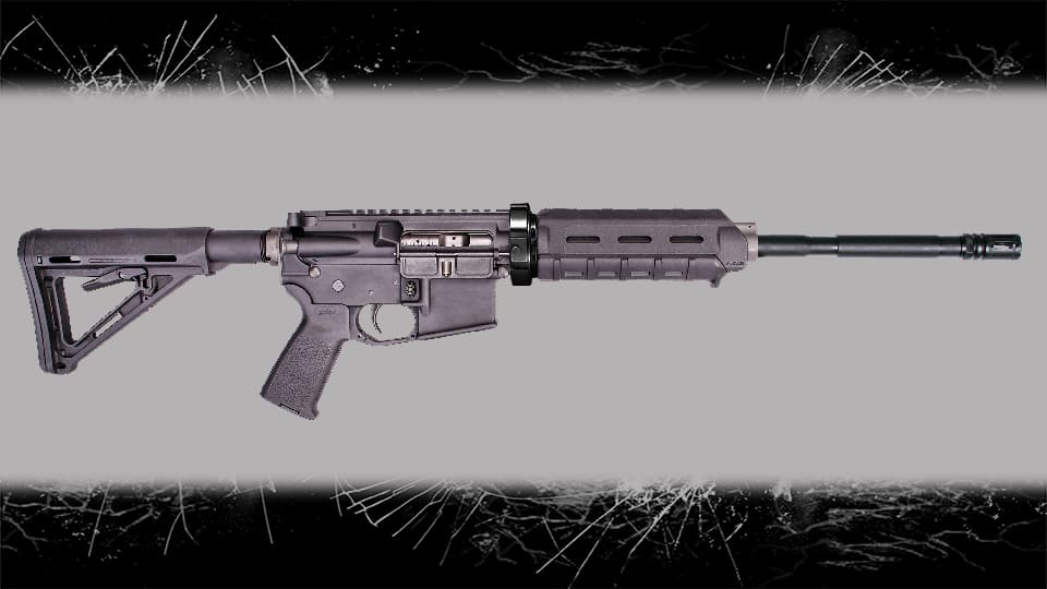 Frontier Tactical FT-15 Rifle