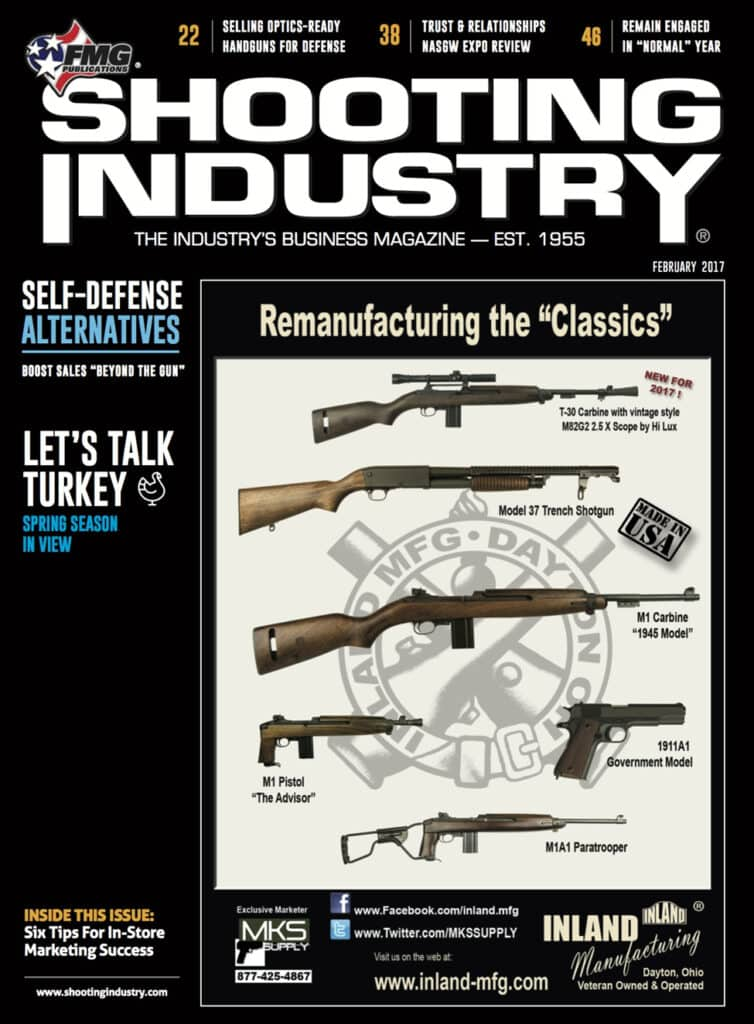 Shooting Industry - Beyond The Gun