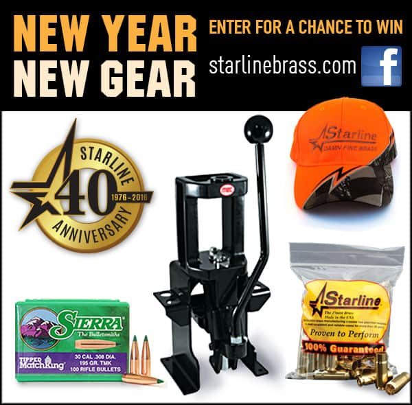 Starline Brass Giveaway Includes MEC Metallic Press