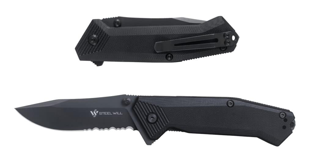 Steel Will Knives Onrush 632S Tactical Knife