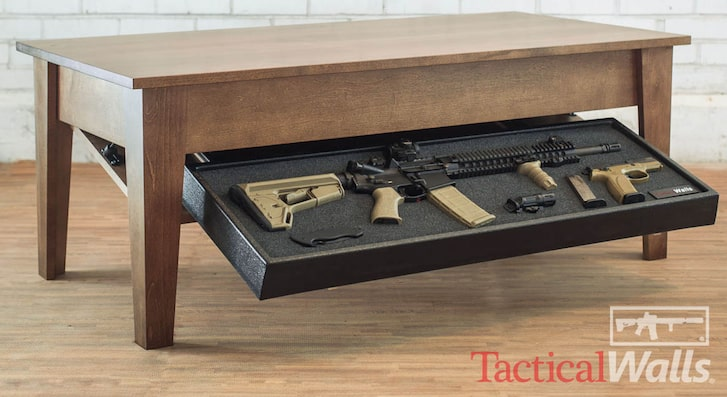 TacticalWalls Coffee Table