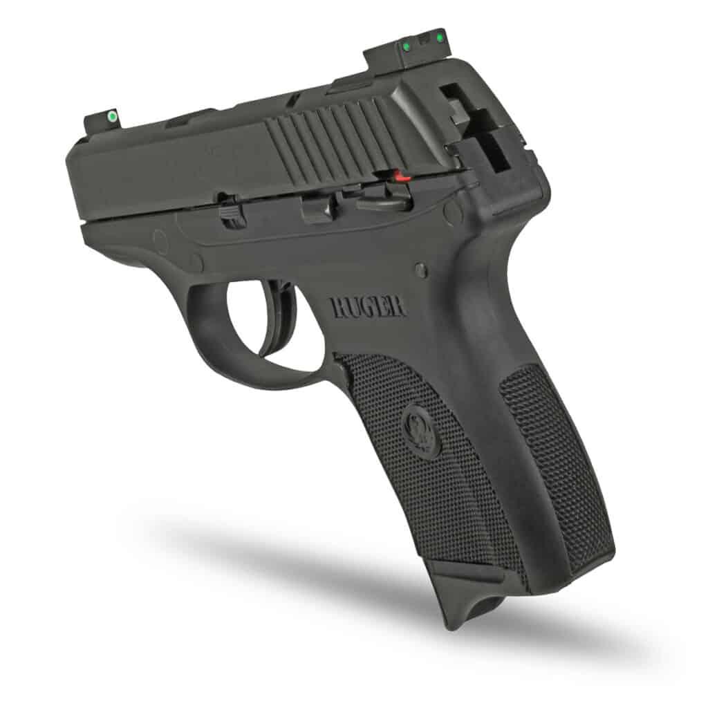 Ruger LC9 with TRUGLO Tritium PRO Handgun Sights