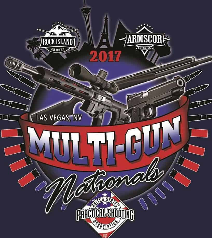 2017 USPSA Multi-Gun Nationals