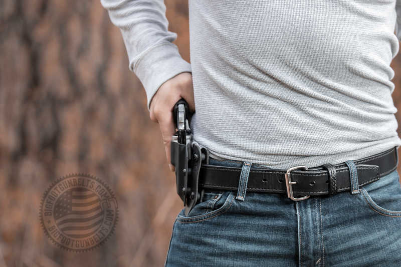 Bigfoot Gun Belt