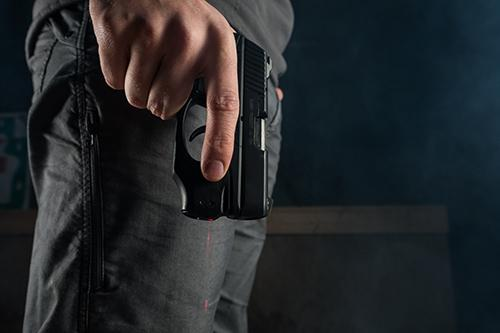 LaserMax CenterFire with GripSense at NRA Annual Meetings
