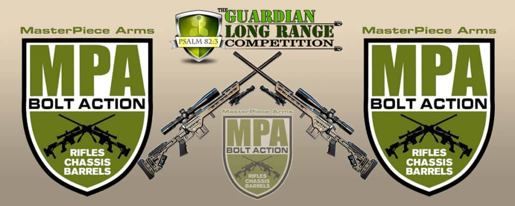 MasterPiece Arms - Guardian Long Range Competition