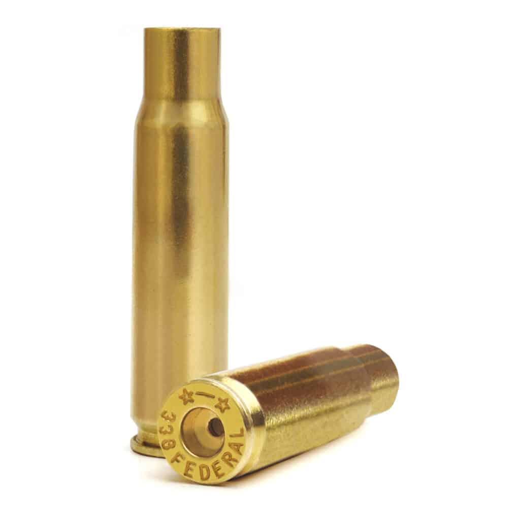 Starline 338 Federal Brass