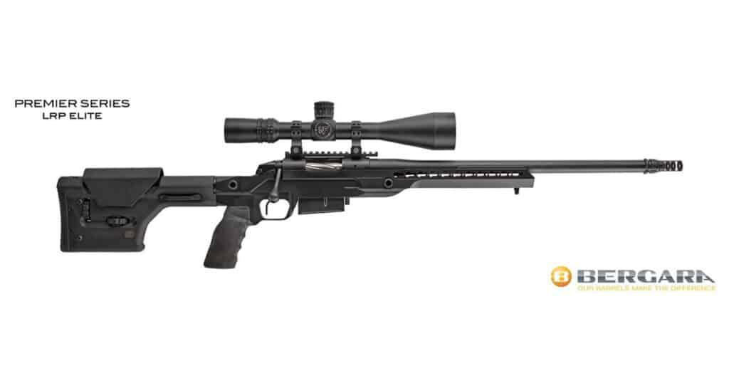 Bergara LRP Elite Rifle