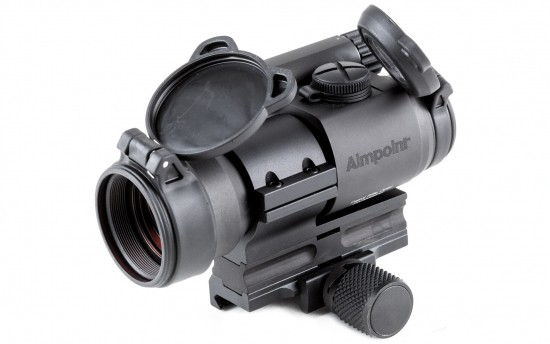 Mounting Solutions Plus Lower 1-3 Co-Witness Spacer for Aimpoint PRO