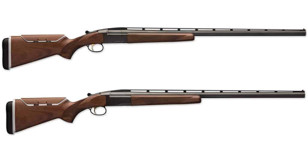 Browning BT-99 Trap Shotguns - Standard & Micro