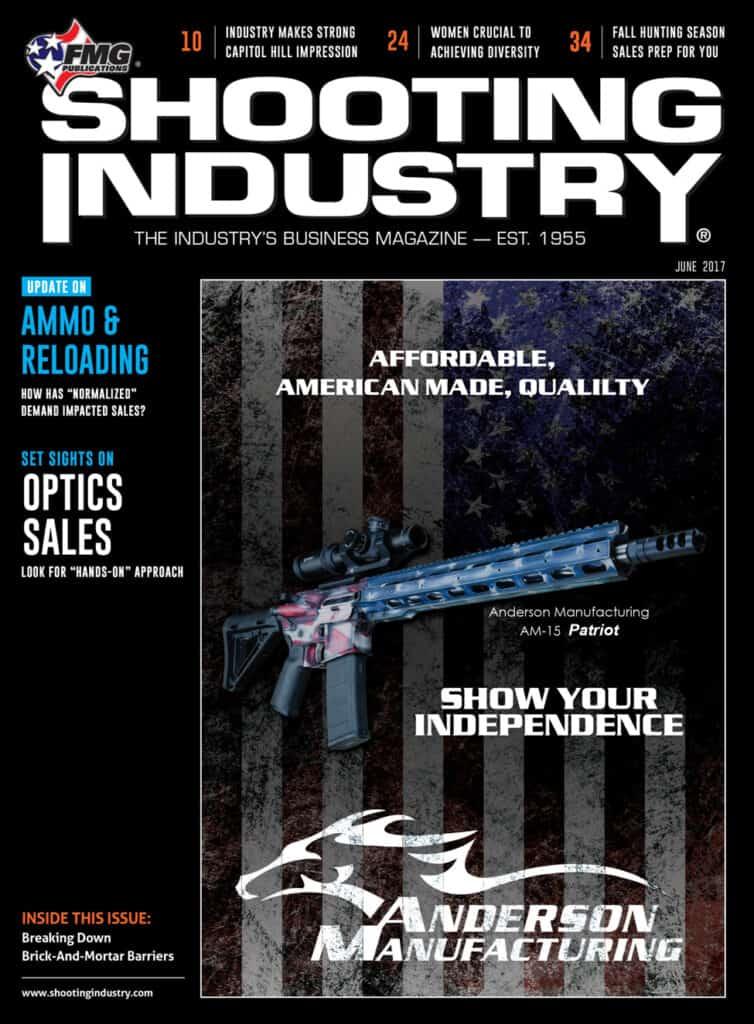 Shooting Industry - June 2017