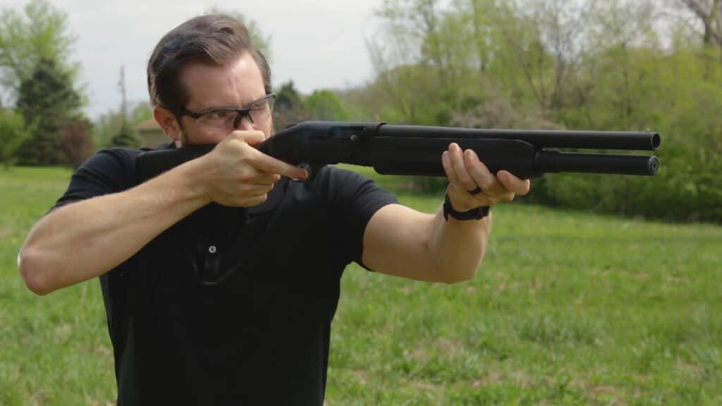 Mossberg 930 Security Shotgun