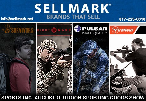 Sellmark - Sports Inc Outdoor Sporting Goos Show