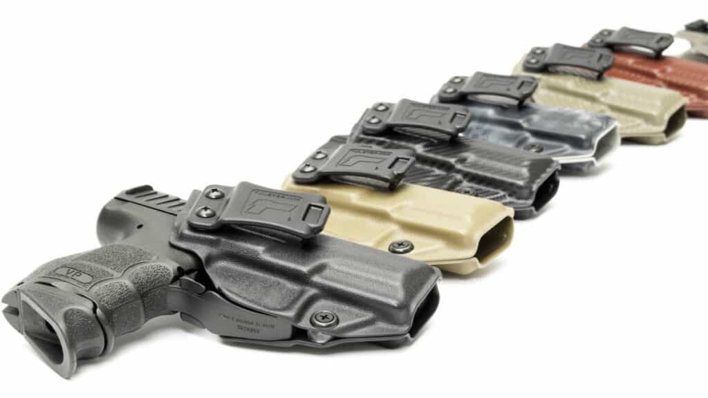 Tulster VP9SK Holster Lineup