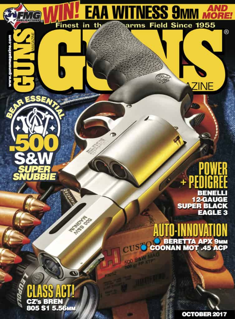 GUNS Magazine Oct 2017