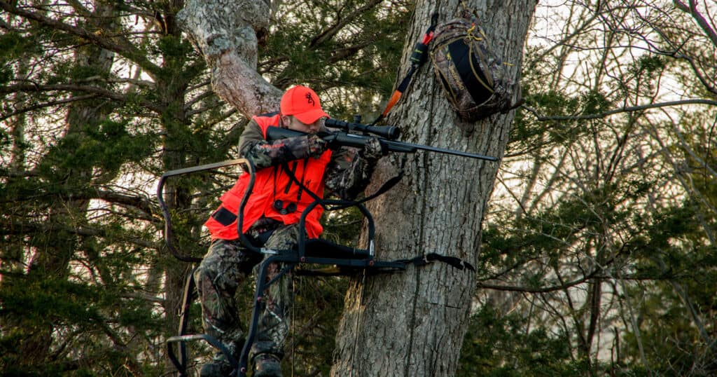 Browning AB3 Micro Stalker Rifle - Hunting