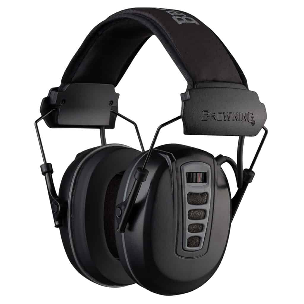 Browning Hearing Protection - Cadence Electronic Hearing Protector